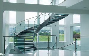 قیمت انواع پله فلزی